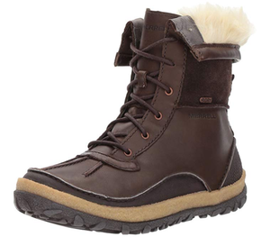 Merrell Women's Tremblant Mid Polar Waterproof Ankle Boot