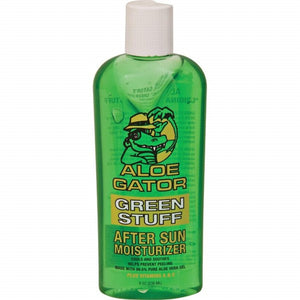 Aloe Gator Green Stuff - After Sun Moisturizer