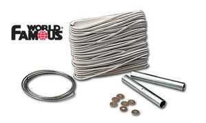 World Famous Shock Cord Repair Kit