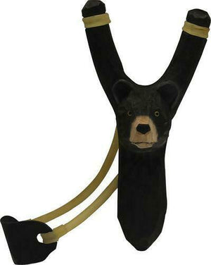 World Famous Wooden Animal Figure Slingshots Hand Carved & Painted