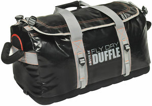 North 49 Fly Dry Marine Duffle Bags with Back Pack Straps