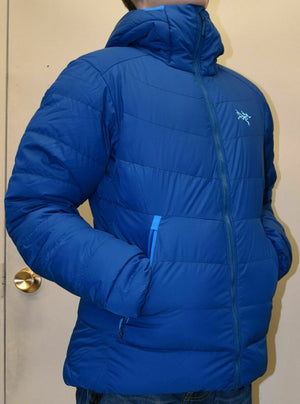 Arc'teryx Thorium SV Womens Insulated Winter Hoody Jackets Size Large