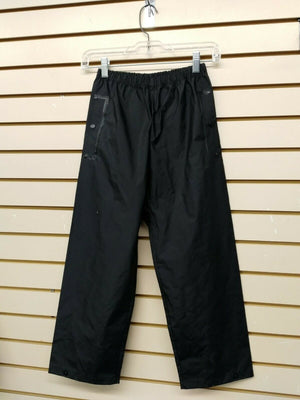 C-Tec Youth Rain Pants, Black, M