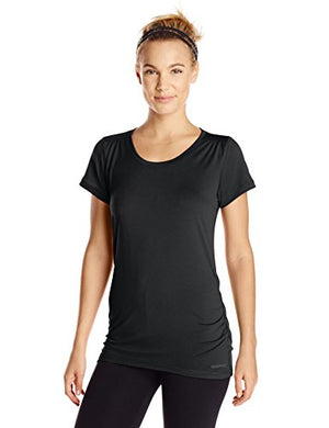 Exofficio Womens Micria Cap Short Sleeve Athletic Shirts