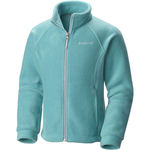 Columbia Girl's Benton Springs Fleece Size Small