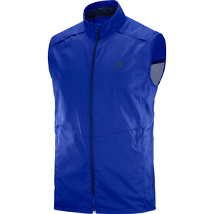 Salomon Men's Agile Wind Vest