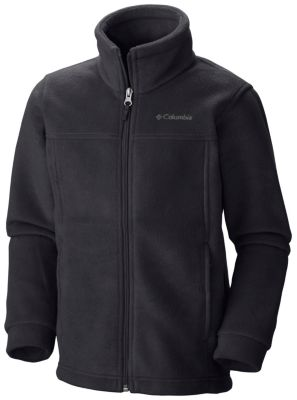Columbia Boys Steens Mountain II Fleece Full Zip Sweaters Size Large