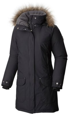 Columbia Women's Icelandite TurboDown Hooded Jacket