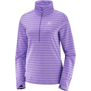 Salomon Women's Lightning HZ Midlayer