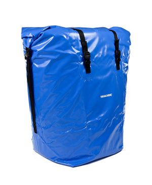 Trailside Paddlers 140L Portage Pack, Blue