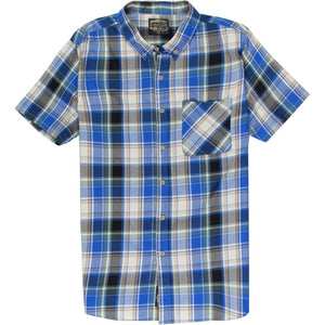 United By Blue Men's S/S Springer Plaid Shirt