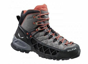 Salewa Womens Alp Flow Mid Gore-Tex Hiking Boots Size 6