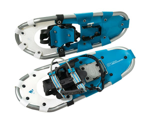 Chinook Trekker Backcountry Aluminum Snowshoes with One-Step Bindings 22-30""