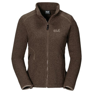 Jack Wolfskin Caribou Asylum Jacket Women - Fleece