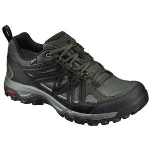 Salomon Mens Evasion 2 Goretex Leather Hiking Shoes
