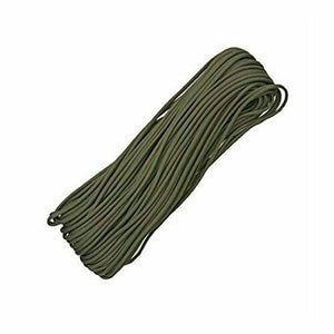 World Famous 550 Paracord 100' USA Made by Military Contractor Assorted Colors