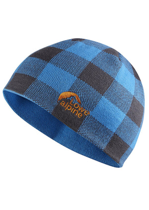 Lowe Alpine Chequer Beanie Unisex - Double thickness for extra warmth