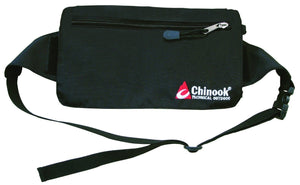 Chinook 2-in-1 Travel Money Belt or Neck Wallet
