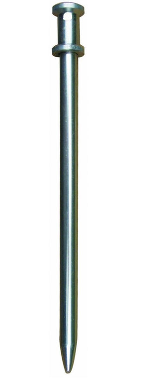 "Chinook Deluxe 9"" Aluminum Tent Peg Poles - 25 pack"