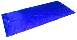 Chinook ThermoPalm Rectangle Sleeping Bag +10C/50F Blue