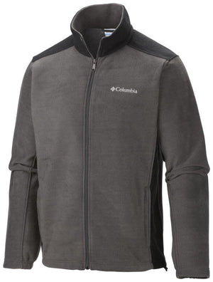 Columbia Men's Dotswarm II Fleece Full Zip Jacket - Omni-Heat reflective lining