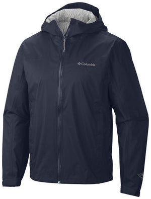 Columbia Men's EvaPOURation Jacket - Waterproof/Breathable