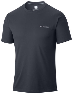 Columbia Mens Zero Rules Short Sleeve Athletic Shirts