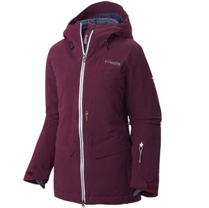 Columbia Titanium Women's First Tracks 860 TurboDown Ski Jacket - Omni heat