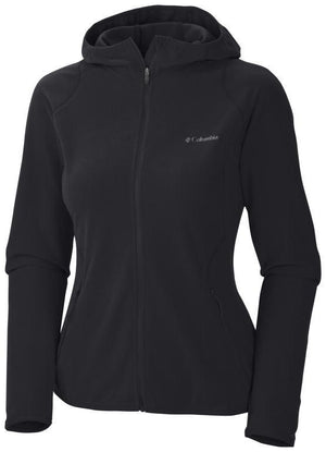 Columbia Women's Summit Rush Full Zip Hoodie - Lightweight, Wicking, 2 Colors