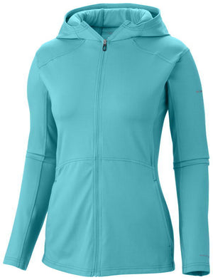 Columbia Women's Trail Crush Sporty Hoodie - Comfortable, Wicking Stretch