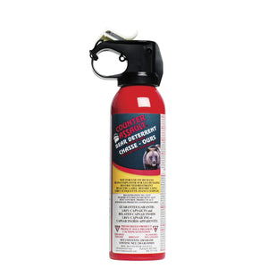 Counter Assault 230g Bear Deterrent Spray with Nylon Carry Case
