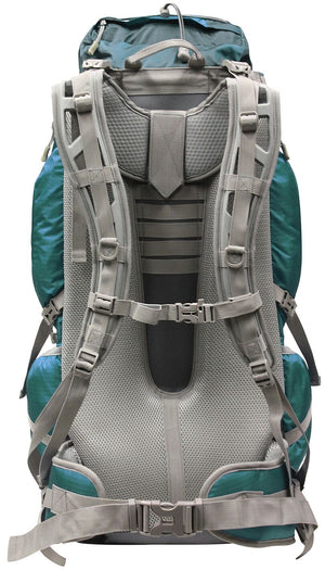 Rockwater Designs Crossroads 75 + 5L Pack Internal Frame Expedition Bag