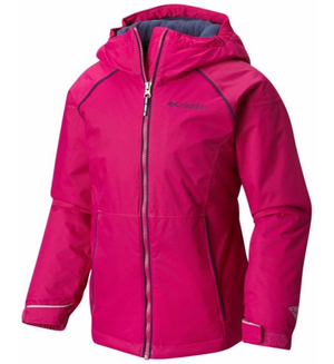 Columbia Girl's Alpine Action II Jacket