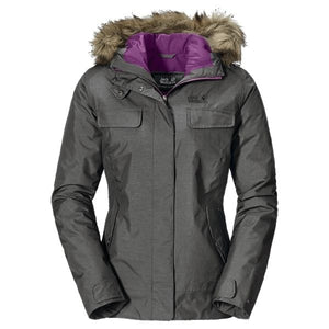 Jack Wolfskin Cypress Mountain Jacket Women - Waterproof Winter Jacket