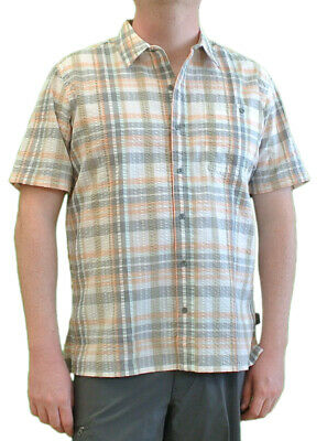 Patagonia Mens Puckerware Casual Travel Shirts