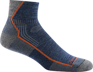 Darn Tough Men's 1/4 Cushion Socks