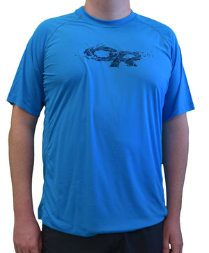 Outdoor Research Echo Graphic Logo Tee, Mens Moisture Wicking Shirt