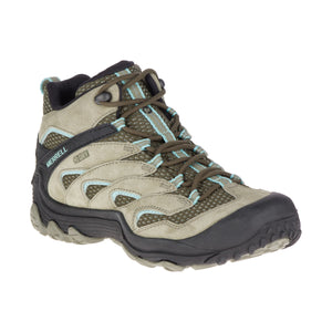 Merrell Womens Chameleon 7 Limit Mid Waterproof Hiking Boots Size 9.5
