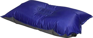 North 49 Self-Inflating Pillow Blue