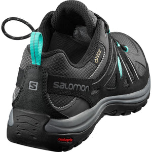 Salomon Womens Ellipse 2 Gore-tex Waterproof Hiking Shoes