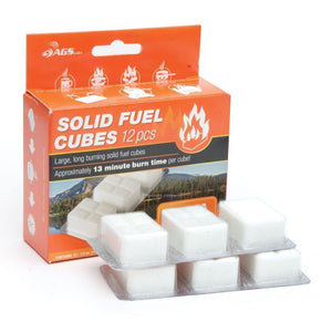 Esbit Soild Fuel Cubes (12 pack) - For Esbit Emergency Stove