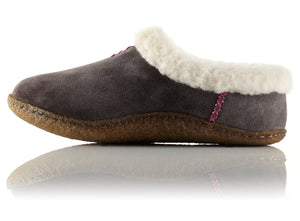 Sorel Nakiska Women Slipper - Ultra Cozy, Insulated Suede