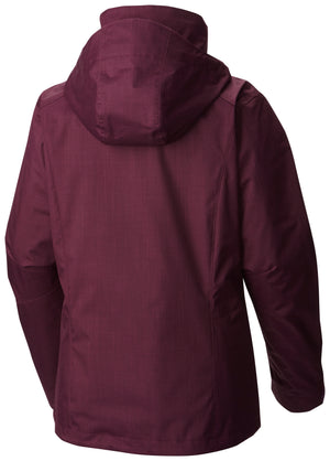 Columbia Bugaboo Casual Interchange Jacket, Womens