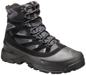 Columbia Snowblade II Men's Winter Boots - Lightweight Performance, Shark