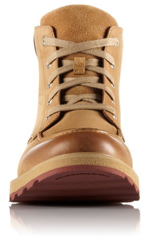 Sorel Mens Madson Moc Toe Waterproof Leather Boots