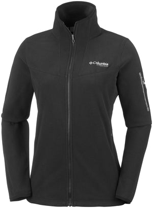 Columbia Titanium Women's Titan Pass II 1.0 Full Zip Fleece