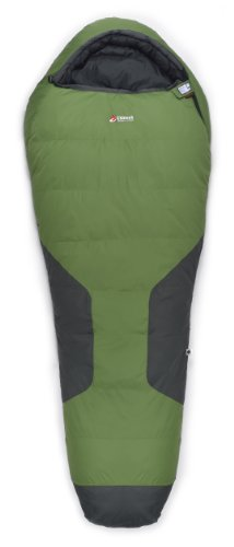 Chinook Polar Peak -5F/-20C Down Mummy Sleeping Bag