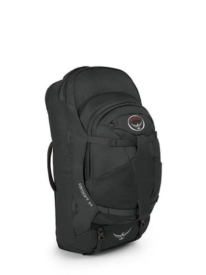 Osprey Farpoint 55 Travel and Trekking Backpack, Volcanic Grey S/M Torso
