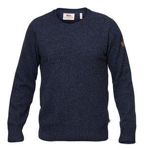 FjallRaven Men's Övik Re Wool Sweater