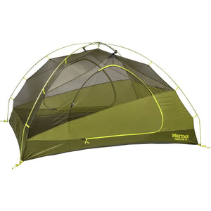 Marmot Tungsten 3P Tent - Green Shadow/Moss